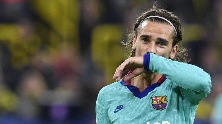 ESQUENTOU - Antoine Griezmann não tem a intenção de deixar o Barcelona nesta janela de transferências, informa o