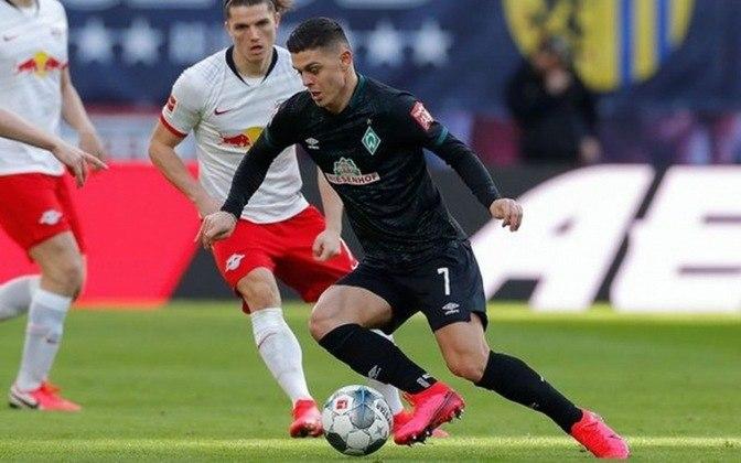 ESQUENTOU - Após confirmar as contratações de Thomas Meunier e Jude Bellingham, o Borussia Dortmund vive um clima de indefinição. O clube pode perder um de seus principais jogadores, Jadon Sancho, mas de acordo com o jornal britânico