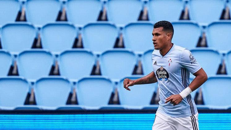ESQUENTOU - Após duas temporadas defendendo por empréstimo a camisa do Celta de Vigo, tudo indica que a trajetória do zagueiro colombiano Jeison Murillo não deve continuar na equipe espanhola para a temporada 2021/2022. Entretanto, a situação não se dá por desejo do clube galego ou do próprio Murillo.