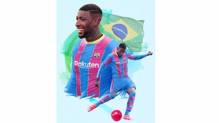 ESQUENTOU - Após Emerson ser anunciado como novo reforço do Barcelona, as partes já planejam uma renovação contratual para que o brasileiro permaneça na equipe culé até 2026, segundo o