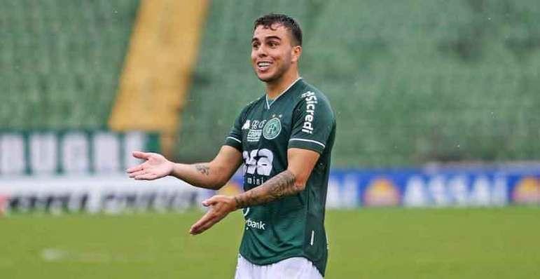 ESQUENTOU - Artilheiro do Guarani no Paulistão com quatro gols, o meia Andrigo despertou interesse de clubes da Croácia e dos Emirados Árabes, que sondaram a situação do atleta.