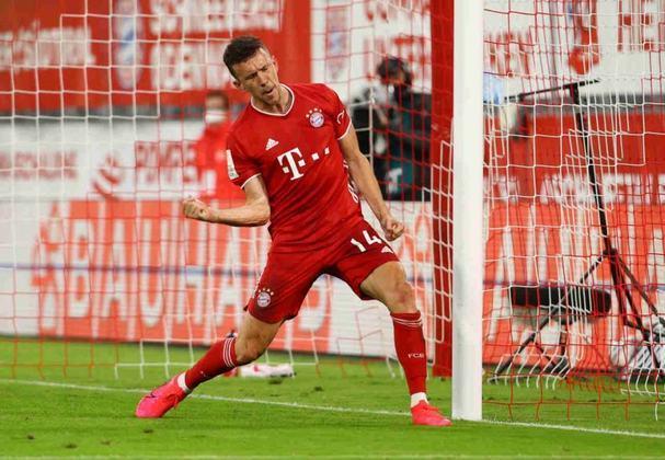ESQUENTOU - Com contrato de empréstimo junto ao Bayern de Munique até o final da temporada, o atacante Ivan Perisic, que pertence à Inter de Milão, não continuará na Alemanha. O jogador pode jogar no Tottenham, de acordo com informações do