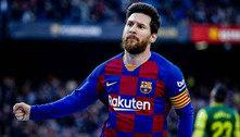 Barcelona encaminha renovação de Messi por mais cinco anos