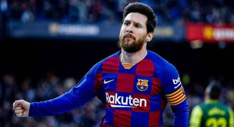 Segundo imprensa espanhola, Messi e Barcelona entraram em acordo por renovação