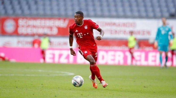 ESQUENTOU - Com vínculo com o Bayern de Munique até o final da temporada, David Alaba pode assinar um pré-contrato com qualquer equipe, e o jogador não deve permanecer no clube bávaro na próxima temporada. De acordo com o jornalista Fabrizio Romano, da