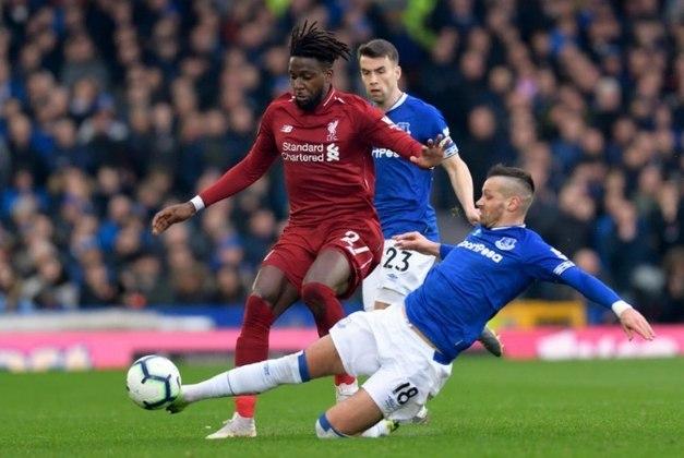 ESQUENTOU - Conforme a Corriere dello Sport, a Inter de Milão está interessada na contratação do atacante de Liverpool, Divock Origi, para fazer banco para Lukaku, coisa que os italianos não têm hoje no time.