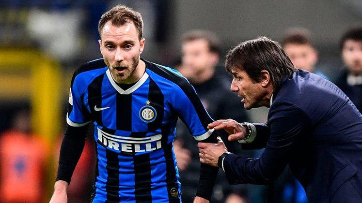 ESQUENTOU - De acordo com a Tuttosport, o Arsenal e a Inter de Milão estão estudando uma troca entre Eriksen e Lucas Torreira, pois ambos não estão sendo utilizados em seus clubes atuais.