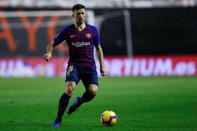 ESQUENTOU - De acordo com o AS, Lenglet e Umtiti não estão nos planos do Barcelona para a próxima temporada e devem procurar um novo clube em breve.