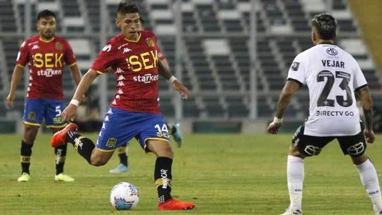 ESQUENTOU - De acordo com o gerente de futebol do Union Española, Luis Baquedano, o acordo entre o clube chileno e o Internacional pelo atacante Carlos Palacios está praticamente fechado.