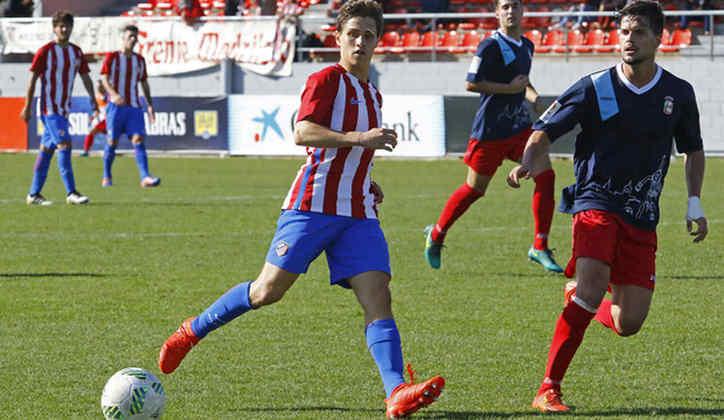 ESQUENTOU – De acordo com o jornal Mundo Deportivo, o zagueiro do Atlético de Madrid, Andrés Solano, vai para o Camp Nou para jogar pela equipe B do Barcelona. O colombiano tem apenas 22 anos e joga pelo time B do Atlético.
