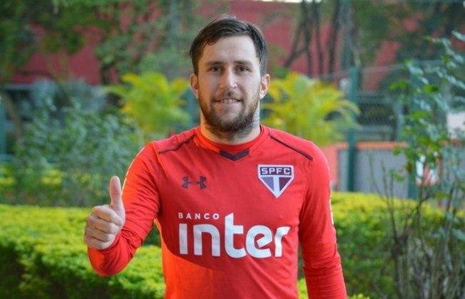 ESQUENTOU: De acordo com o jornalista Germán Andrés Paz, Jonatan Gómez, do Sport e ex-São Paulo, é aguardado no Deportivo Pasto, da Colômbia, em sua segunda passagem pelo clube.