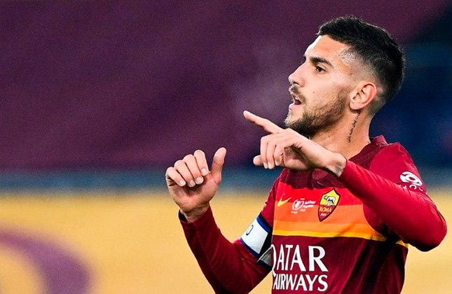 ESQUENTOU - De acordo com o Sport media set, a Roma deseja prorrogar o contrato de Lorenzo Pellegrini e retirar a multa rescisória de 30 milhões de euros do atleta.