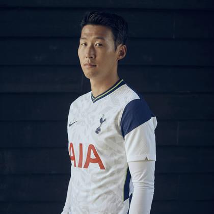 ESQUENTOU - De acordo com OKDiario, o Real Madrid definiu que o seu principal alvo para contratar é o sul-coreano Heung-min Son, ponta do Tottenham e artilheiro da equipe na temporada.