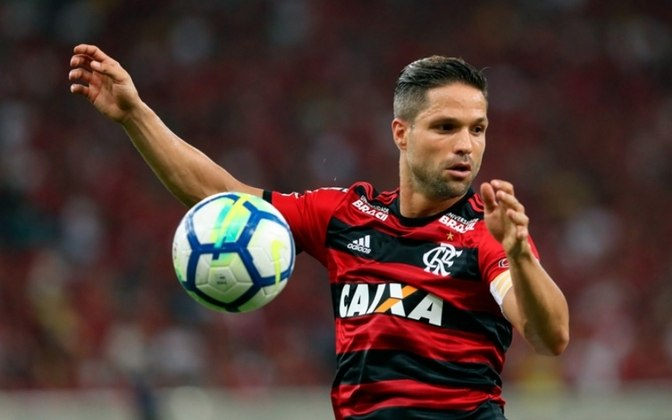 ESQUENTOU – Diego Ribas ainda não acertou sua renovação de contrato com o Flamengo, mas, em entrevista ao canal