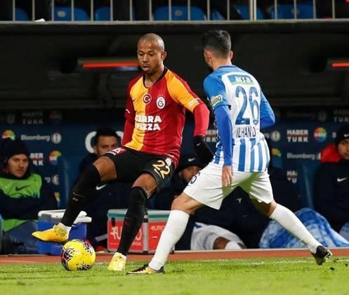 ESQUENTOU - Diretor do Atlético-MG, Alexandre Mattos confirmou que o Galo procurou o lateral Mariano, que deixou o Galatasaray, da Turquia esta semana. O jogador é um pedido do técnico Jorge Sampaoli.