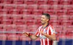 ESQUENTOU - Em entrevista para a ESPN da Espanha, o atacante Luis Suárez comentou sobre a boa fase que vive com a camisa do Atlético de Madrid e declarou que deseja renovar o contrato com os Colchoneros. O vínculo atual do uruguaio com o clube se encerra em junho de 2022.