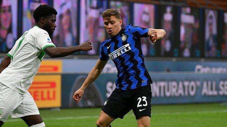 ESQUENTOU - Em grande fase na Inter de Milão, Barella iniciou as conversas para renovar o seu contrato com o clube, que quer um vínculo de longo prazo e não tem pressa em negociar, pois o atual contrato vai até junho de 2024.
