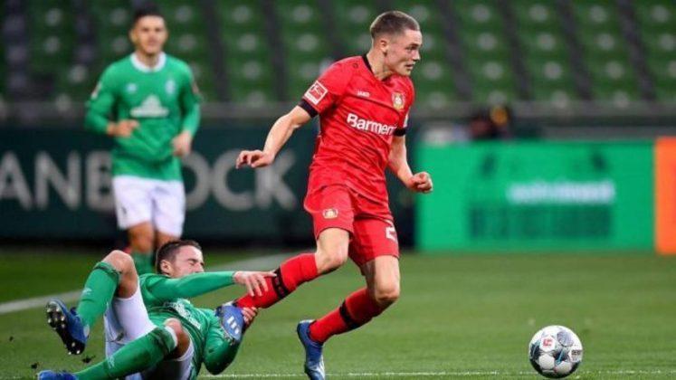 ESQUENTOU - Especulado no Bayern de Munique, Florian Wirtz ganhou outro competidor pela sua contratação. Trata-se do Manchester City, que já busca ir atrás do meia do Bayer Leverkusen, conforme o Bild.
