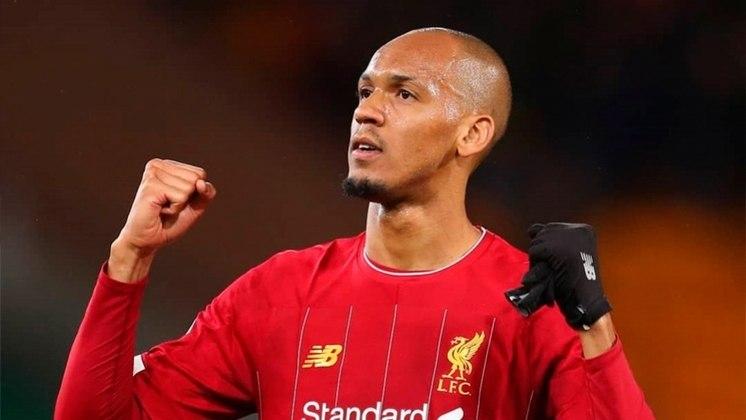 ESQUENTOU - Fabinho deve permanecer no Liverpool por mais algumas temporadas. A imprensa britânica informa que o brasileiro está em negociações avançadas com os Reds para estender seu contrato e receber uma valorização salarial.