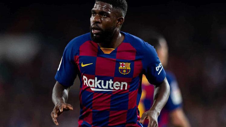 ESQUENTOU - Fora dos planos do técnico Ronald Koeman, o zagueiro Umtiti está próximo de ser negociado com o Olympique de Marseille, segundo o