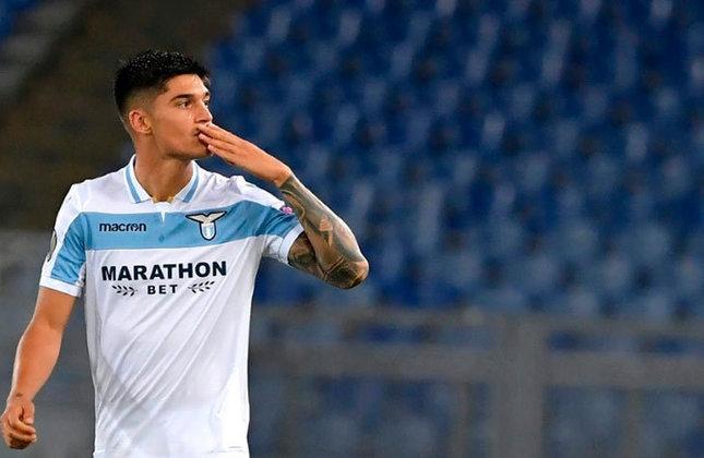 ESQUENTOU - Joaquin Correa, atacante da Lazio, entrou no radar da Inter de Milão caso o clube perca Lautaro Martínez, segundo a