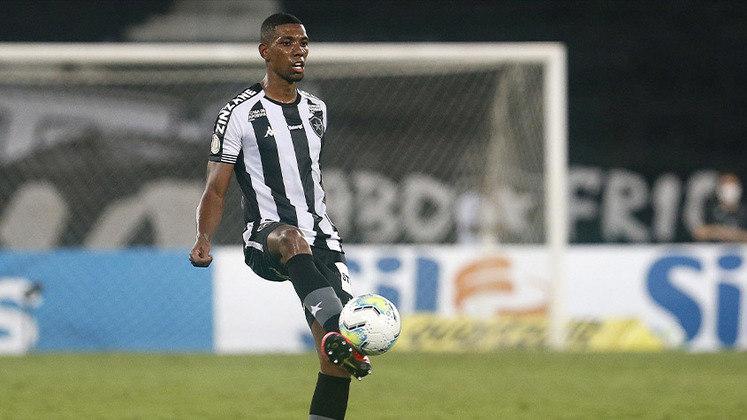 ESQUENTOU - Kanu entrou na lista de reforços do São Paulo, que monitora a situação do zagueiro do Botafogo, como informou primeiramente o