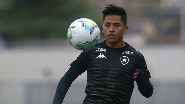 ESQUENTOU - Lecaros, peruano de 21 anos, que deixou o Botafogo nesta semana, já foi oferecido para um clube de seu país, o Universitário. Sem espaço no Glorioso, Lecaros chegou a se transferir para o Avaí nesta temporada, mas não teve espaço. Agora, ele está sem clube.