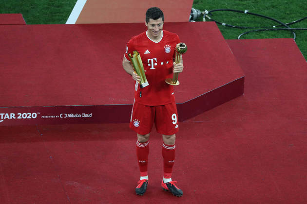 ESQUENTOU - Lewandowski pode deixar o Bayern de Munique em um futuro próximo. Segundo a