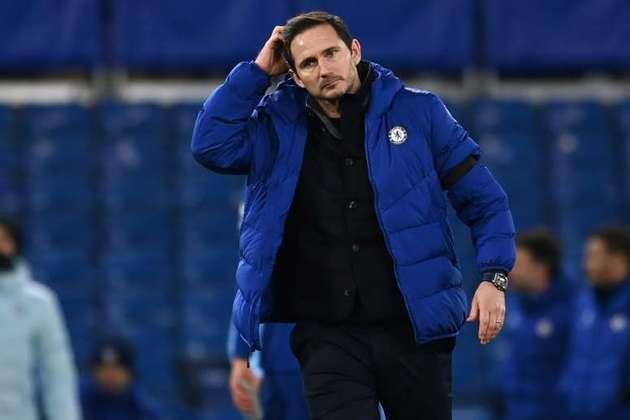 ESQUENTOU - Livre no mercado desde que deixou o Chelsea, Frank Lampard pode estar perto de substituir Roy Hodgson no Crystal Palace, de acordo com o Telegraph.