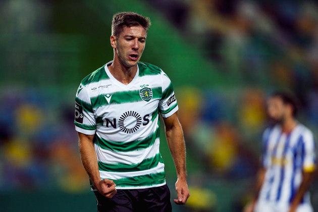 ESQUENTOU - Luciano Vietto, atacante do Sporting, está próximo de acertar sua transferência para o Al-Hilal, da Árabia Saudita, segundo o jornal