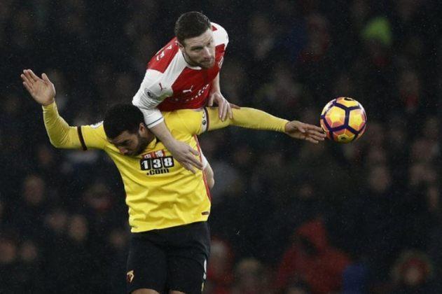 ESQUENTOU - Mustafi está negociando com a diretoria do Arsenal uma possível rescisão de contrato para facilitar usa ida para o futebol italiano ou alemão.
