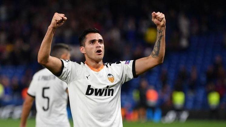 ESQUENTOU - O Arsenal está de olho no atacante do Valência, Maxi Gomez, e pensa em fazer uma proposta pelo atleta nos próximos dias, segundo o Mirror.