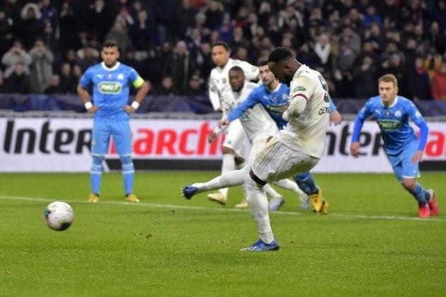 ESQUENTOU - O Atlético de Madrid, no entanto, enfrenta concorrência pela contratação do atleta. Segundo o jornal