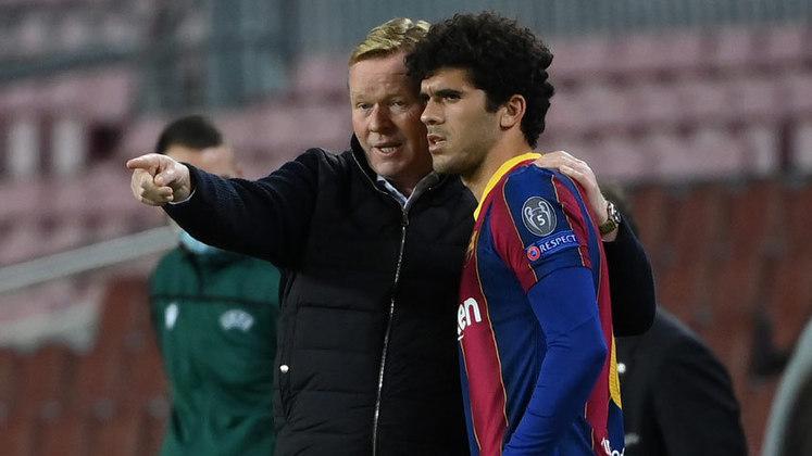 ESQUENTOU - O Barcelona pode emprestar o meia, Carles Aleña, para o Getafe para que o atleta ganhe minutos em campo, de acordo com o Mundo Deportivo.