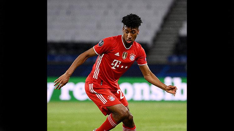 ESQUENTOU - O Bayern de Munique paralisou a negociação de renovação de contrato com Kingsley Coman e quer vender o ponta caso uma boa oferta seja feita, segundo o BILD.
