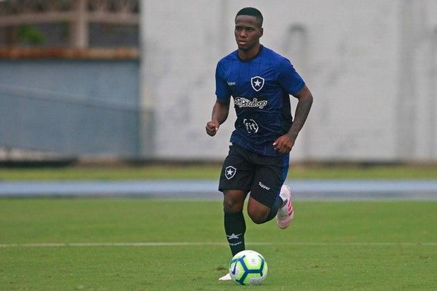ESQUENTOU - O Botafogo negocia o retorno de um nome conhecido da torcida. Trata-se do lateral-esquerdo Jonathan, que tem passagem pela categoria de base e pelo time profissional do Alvinegro Carioca. A informação foi dada inicialmente pelo site