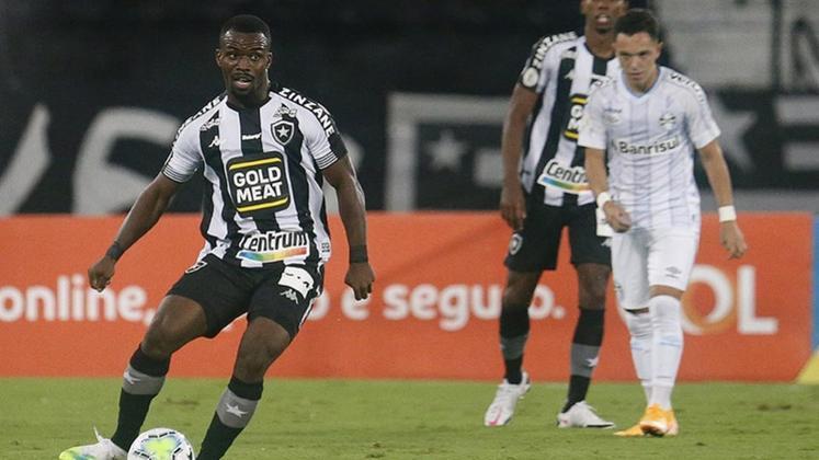 ESQUENTOU - O Botafogo tem o desejo de manter um jogador que pode ser útil e aparecer com frequência no elenco durante a próxima Série B. O Alvinegro iniciou conversas e está em um estágio avançado para renovar o empréstimo de Kayque, de 20 anos, junto ao Nova Iguaçu.