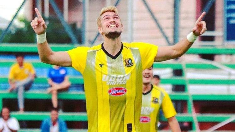 ESQUENTOU - O brasileiro de 32 anos, Jardel, do Udon United, da Tailândia, não negou que o futebol brasileiro está acima e é mais completo, mas afirmou que o futebol na Tailândia é muito mais tático e técnico.