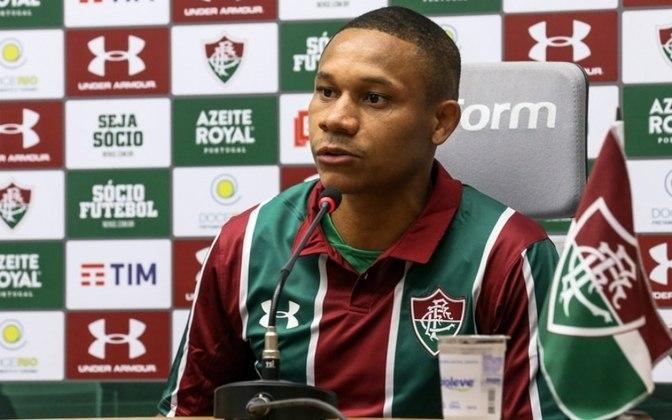 ESQUENTOU -  O desempenho de Wellington Silva com a camisa do Fluminense chamou a atenção de um clube no exterior. De acordo com o site japonês