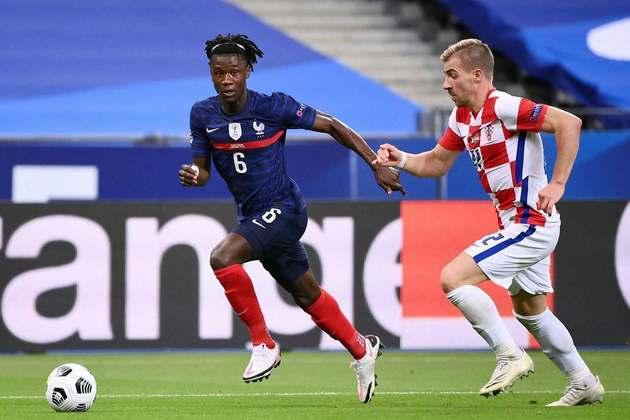 ESQUENTOU - O diretor de futebol do Rennes, Florian Maurice, confirmou que o clube negocia a saída de Eduardo Camavinga com Paris Saint-Germain e Manchester United. Em entrevista ao