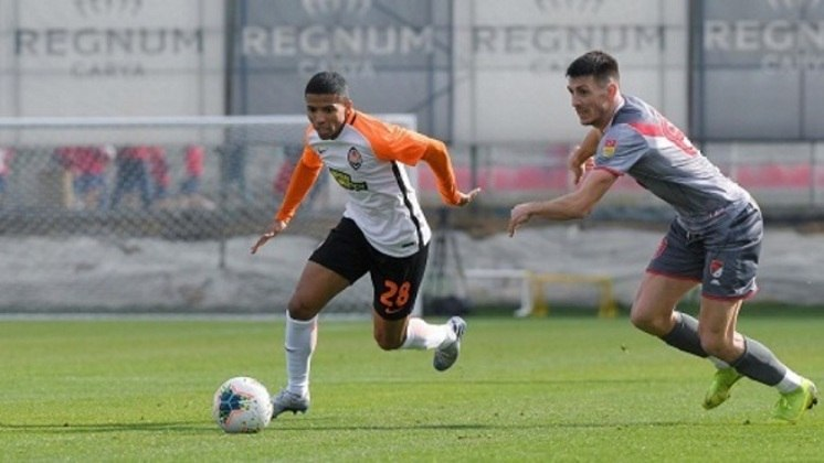 ESQUENTOU - O Fluminense avalia a contratação de Marquinhos Cipriano, ex-joia do São Paulo e que está no Shakhtar Donetsk, da Ucrânia. De acordo com apuração do portal