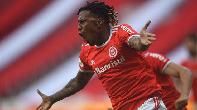 ESQUENTOU - O Fluminense está perto de assinar com Abel Hernández. A rescisão do atacante com o Internacional já foi oficializada. Os gringo faz parte do