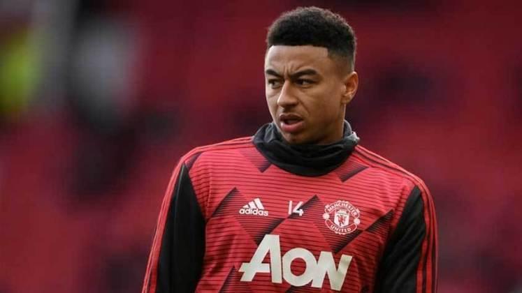 ESQUENTOU - O Manchester United está preparado para vender Jesse Lingard em janeiro, segundo o