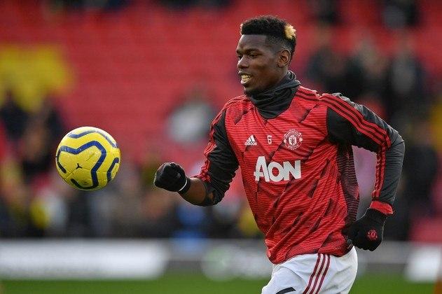 ESQUENTOU - O Manchester United pode fazer de Paul Pogba o jogador com maior salário da Premier League. Segundo o