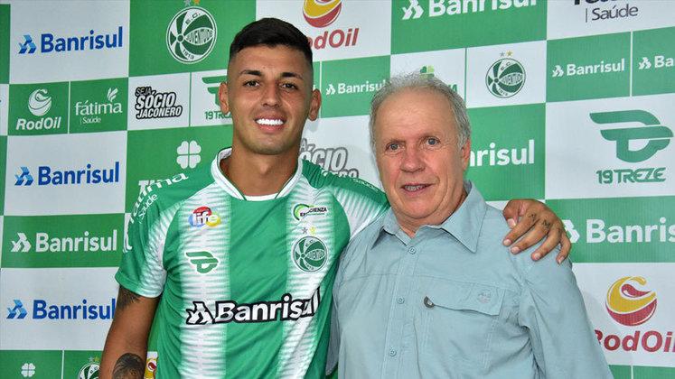 ESQUENTOU - O meio-campista Marciel, do Juventude, e o atacante Giovanny, do Guarani, estão muito próximos de serem anunciados como reforços do Náutico.