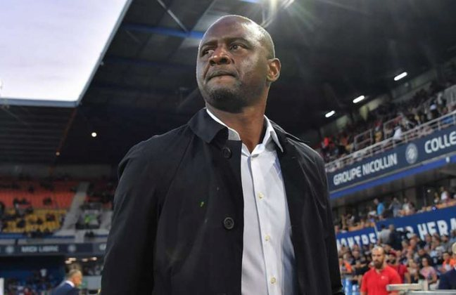 ESQUENTOU - O nome de Patrick Vieira, ídolo da seleção francesa e do Arsenal, é cotado para assumir o cargo de técnico do Lyon na próxima temporada, segundo o