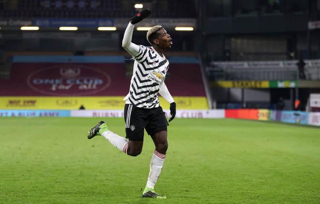 ESQUENTOU - O Paris Saint-Germain mira as contratação de Paul Pogba em 2022, segundo a