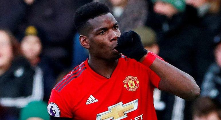 ESQUENTOU - O Paris Saint-Germain sabe que deve ter que pagar cerca de 50 milhões de euros (R$ 306 milhões) para contratar Paul Pogba nesta janela de transferências, segundo o