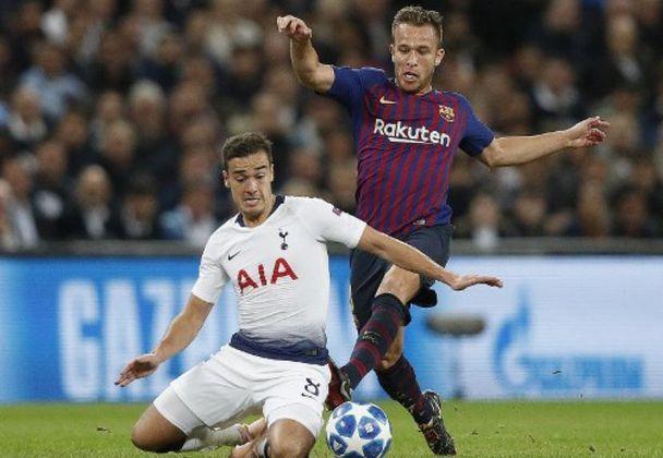 ESQUENTOU - O Valencia tenta garantir a contratação de Harry Winks por empréstimo. Após a primeira proposta ter sido rejeitada, o clube espanhol prepara uma nova investida, de acordo com o