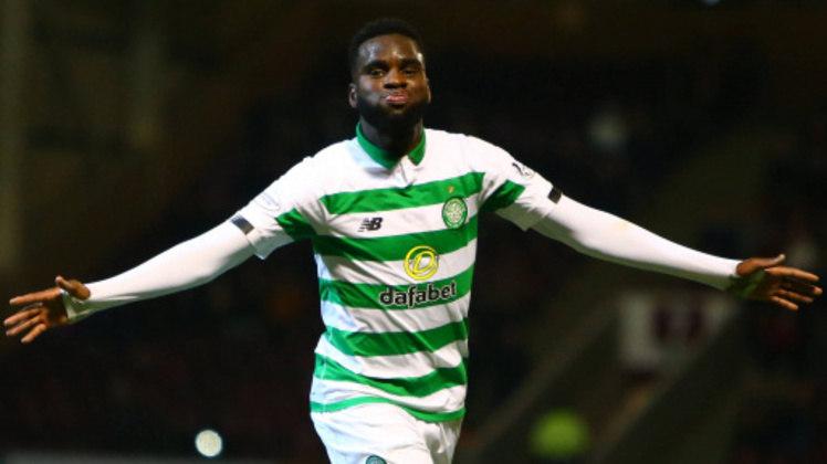 ESQUENTOU - O Wolverhampton estaria interessado na contratação do atacante Odsonne Edouard, do Celtic, segundo o Todo Fichajes